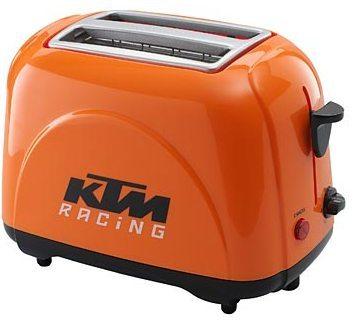 Colección KTM 2008 de accesorios (y demás...)