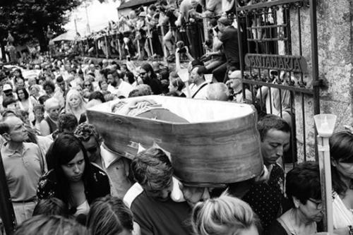 Santa Marta de Ribarteme, la romería gallega de los no-muertos