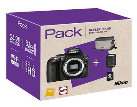 Nikon D5300 Pack