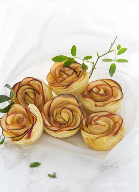 Rosas de manzana para San Valentín y pollo caramelizado con soja y jengibre en la Quincena Gourmet de Trendencias Lifestyle