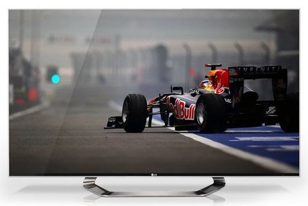 LG nos sorprende con sus nuevos televisores en el CES 2012