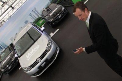 Valeo Park4U Remote para iPhone aparcará tu coche por ti