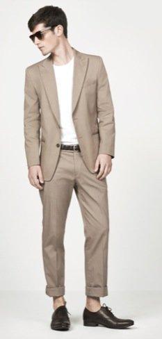 Zara propone nuevos looks para el hombre de cara al Verano 2010 V