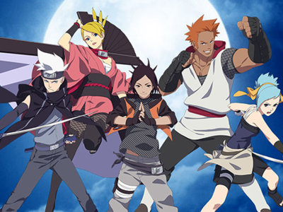 Ya es oficial, el MMORPG free-to-play de Naruto llegará a América este mes de julio