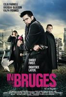 Posters de 'In Bruges' ('Escondidos en Brujas'), con Colin Farrell