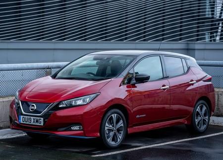 Nissan Leaf E Plus 2019 1600 01
