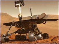Spirit y Opportunity descansarán durante el invierno en Marte