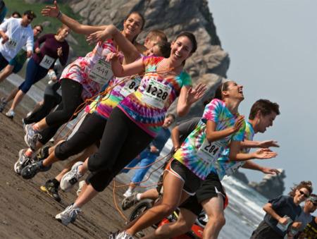 Por qué nos gusta correr: Euforia del corredor y las endorfinas