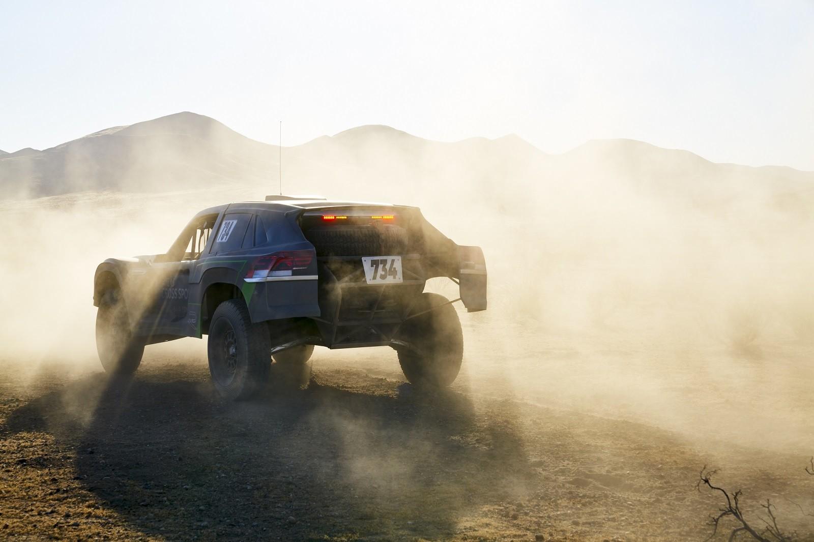 Foto de Volkswagen Atlas Cross Sport R (15/19)