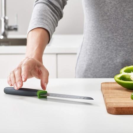 Ofertas de Amazon para nuestra cocina en cuchillos: marcas como Tefal, Zwilling o Joseph Joseph al mejor precio