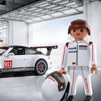 Los más icónicos autos en versión Playmobil serán el objeto del deseo de coleccionistas y amantes de los coches
