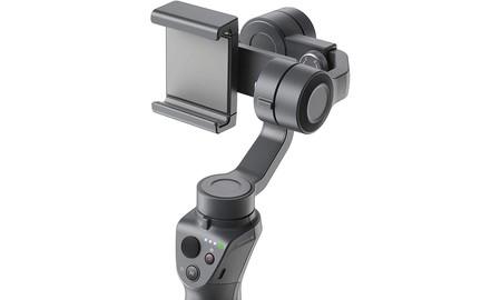DJI Osmo Mobile 2, una gran opción en gimbals para móvil por sólo 111 euros ahora, en Amazon