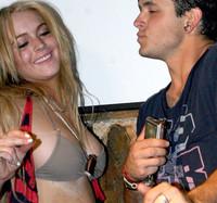 Lindsay Lohan decide volver con los hombres