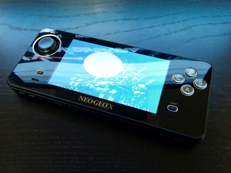 Foto de Galería de fotos de Neo Geo X Gold (22/34)