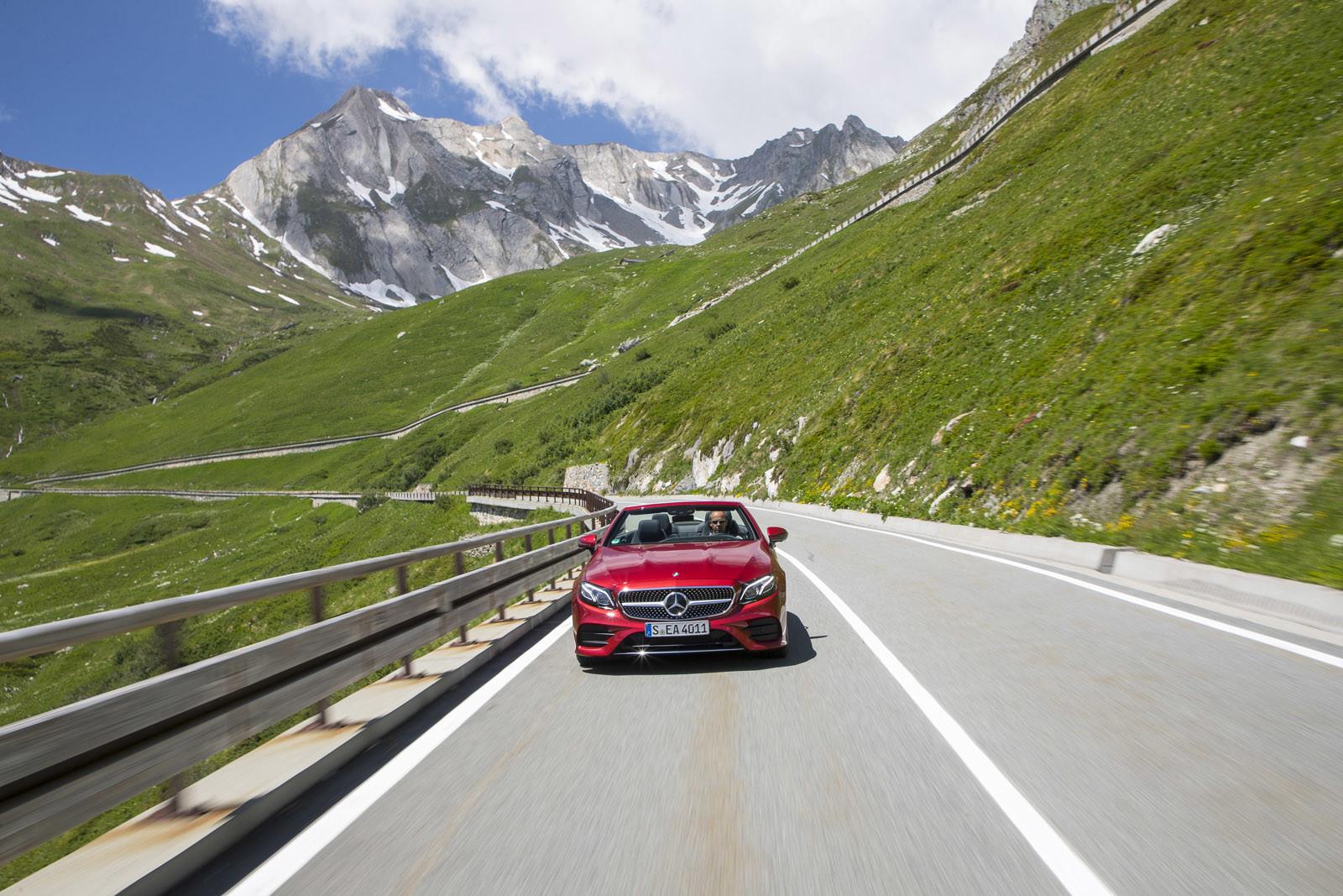 Foto de Mercedes-Benz Clase E Cabrio, toma de contacto (137/156)