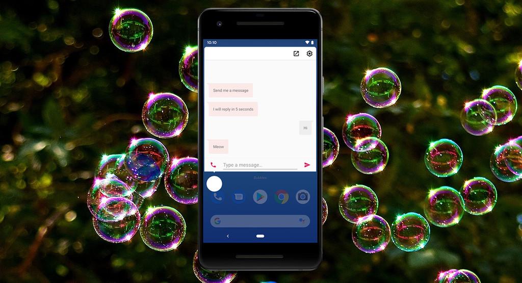 El permiso para señalar sobre otras aplicaciones tiene los días contados: solo se podrá usar la API de burbujas de chat