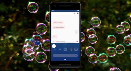 El permiso para mostrar sobre otras aplicaciones tiene los días contados: solo se podrá usar la API de burbujas de chat