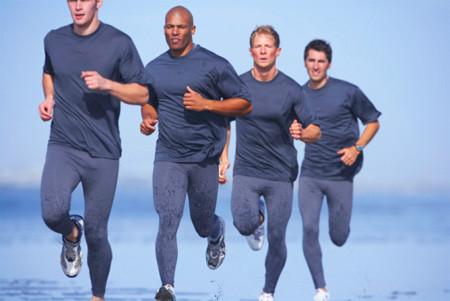 Intensidad adecuada  de la carrera para quemar más grasa y aumentar la resistencia