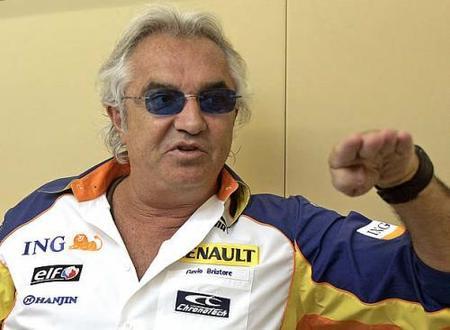 Flavio Briatore habla sobre el futuro de la Fórmula 1