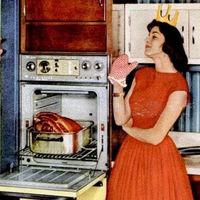 Cómo el bistec se convirtió en un plato masculino y la ensalada en un plato femenino
