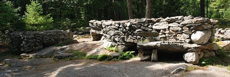 Los Stonehenge en Estados Unidos (II): North Salem, New Hampshire