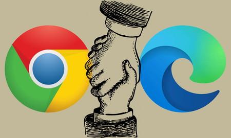Microsoft es lo mejor que le ha pasado a Chrome: así ha mejorado el navegador de la competencia