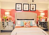 Puertas abiertas: el dormitorio de una amante de la moda