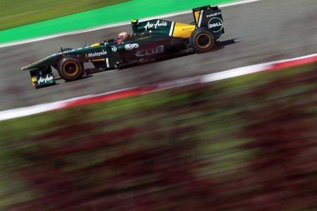 GP de España F1 2011: Lotus Racing espera mejorar un segundo con su nuevo paquete aerodinámico