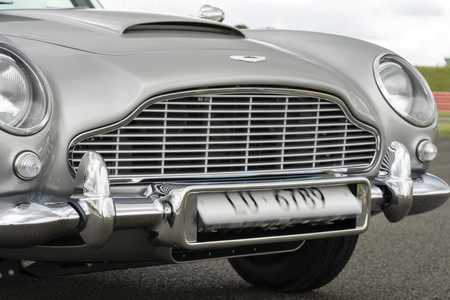 Aston Martin Db5 Goldfinger Continuation 5