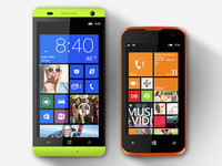 Blu Win HD y Win HR, dos móviles asequibles con Windows Phone 8 llegan a México