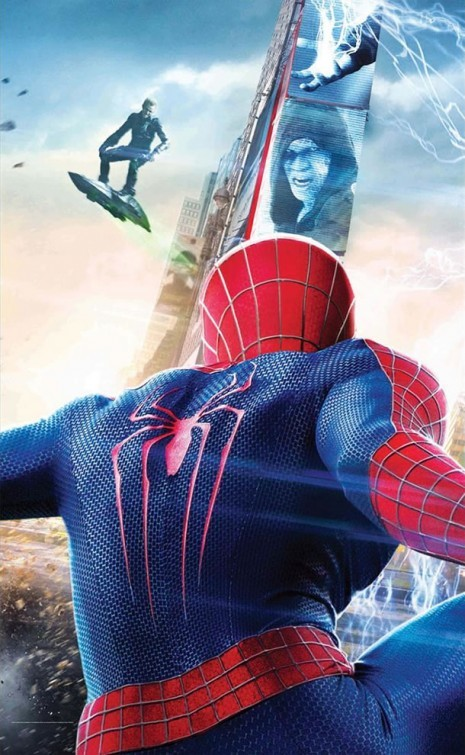 Foto de 'The Amazing Spider-Man 2: El poder de Electro', carteles (4/15)