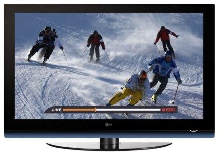 LG PG6900, televisor con TimeMachine