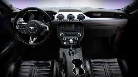 Ford Mustang Vilner Sutdio 8