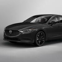 El Mazda 6 Carbon Edition se estrena en México, con más tecnología y look distinguido