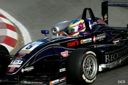Oliver Jarvis gana el Gran Premio de Macau de Fórmula 3