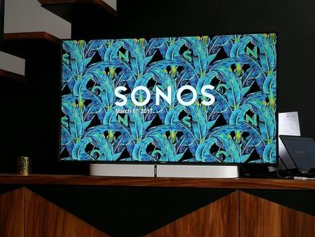 SONOS Playbase, el nuevo integrante de la familia de altavoces inalámbricos