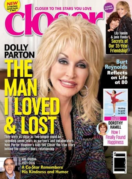 Dolly Parton sigue dándolo todo