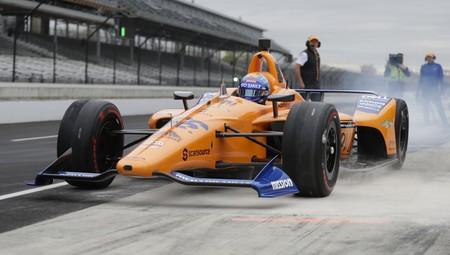 Fernando Alonso Indycar 2019
