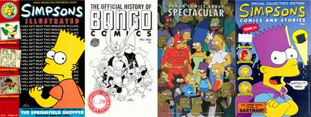 Los primeros cómics