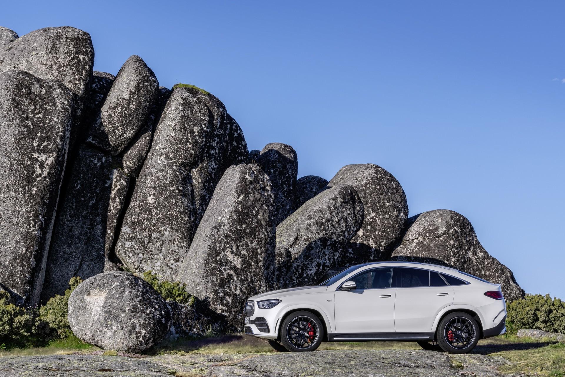 Foto de Mercedes-Benz GLE Coupé 2020 (39/52)