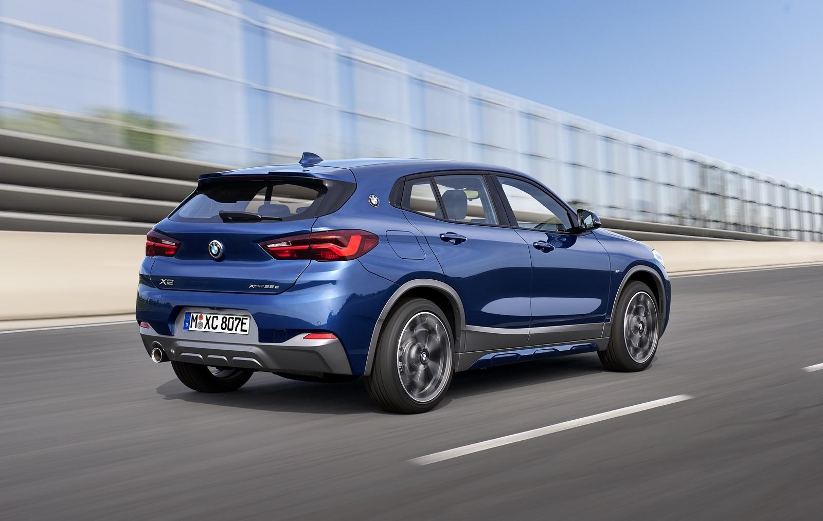 Foto de BMW X2 xDrive25e 2021 (11/53)