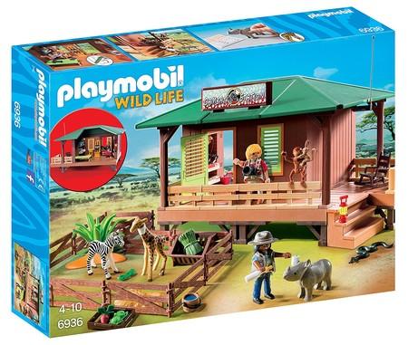 Amazon rebaja la clínica veterinaria africana de Playmobil a sólo 42,44 euros con envío gratis