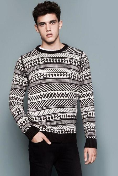 Pull And Bear Fall 2014 Fashions Xavier Serrano 010
