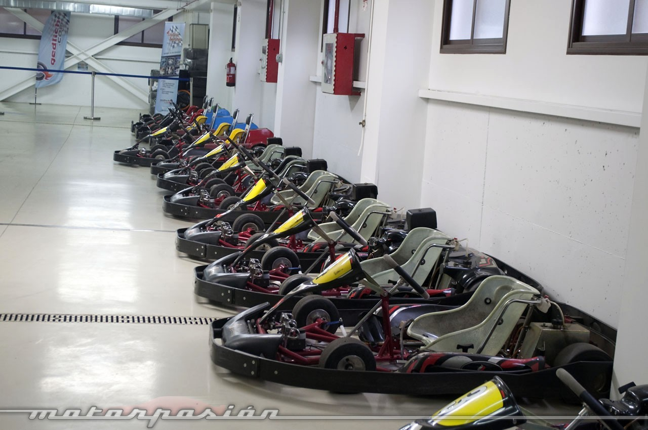 Foto de El garaje de ensueño del Ascari Race Resort (15/36)