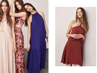Tengas el evento que tengas H&M presenta un sinfín de vestidos para acompañarte a todos ellos