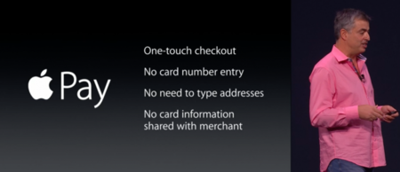 Eddie Cue Apple Pay