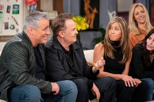 'Friends: The Reunion': todo lo que funciona y lo que no en el esperado reencuentro