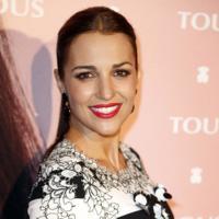 Paula Echevarría acapara los flashes en la presentación del nuevo fashion clip de Tous