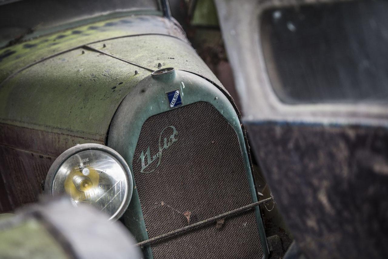 Foto de Descubren más de 100 clásicos en un granero francés (14/27)