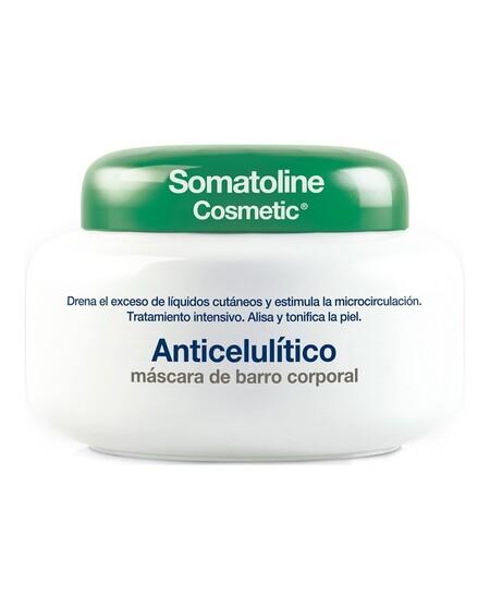 Somatoline Mascarilla Barro